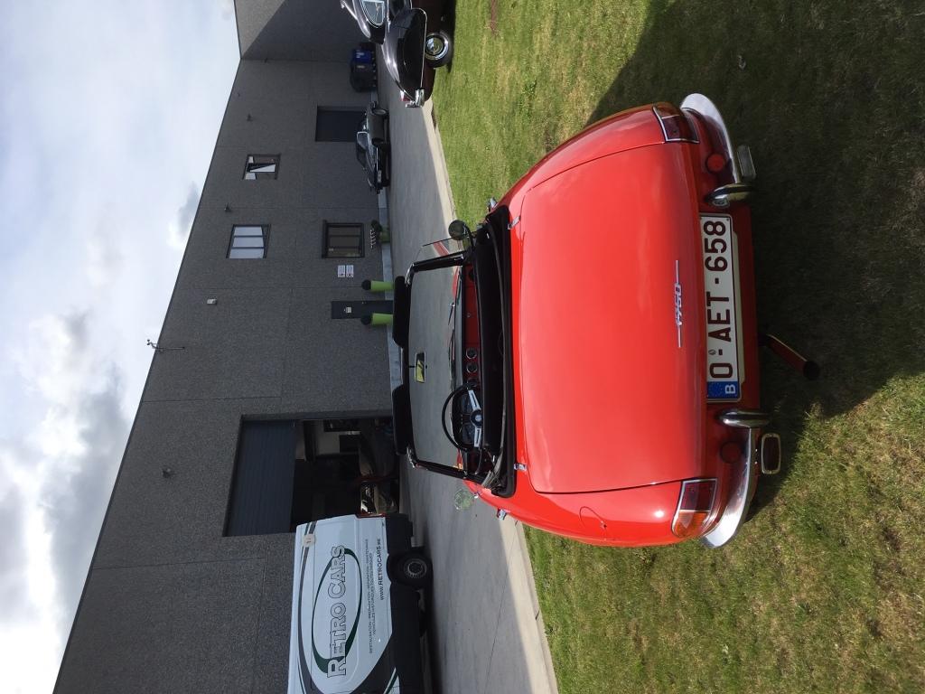 Alfa Romeo 1750 Duetto | Retro Cars